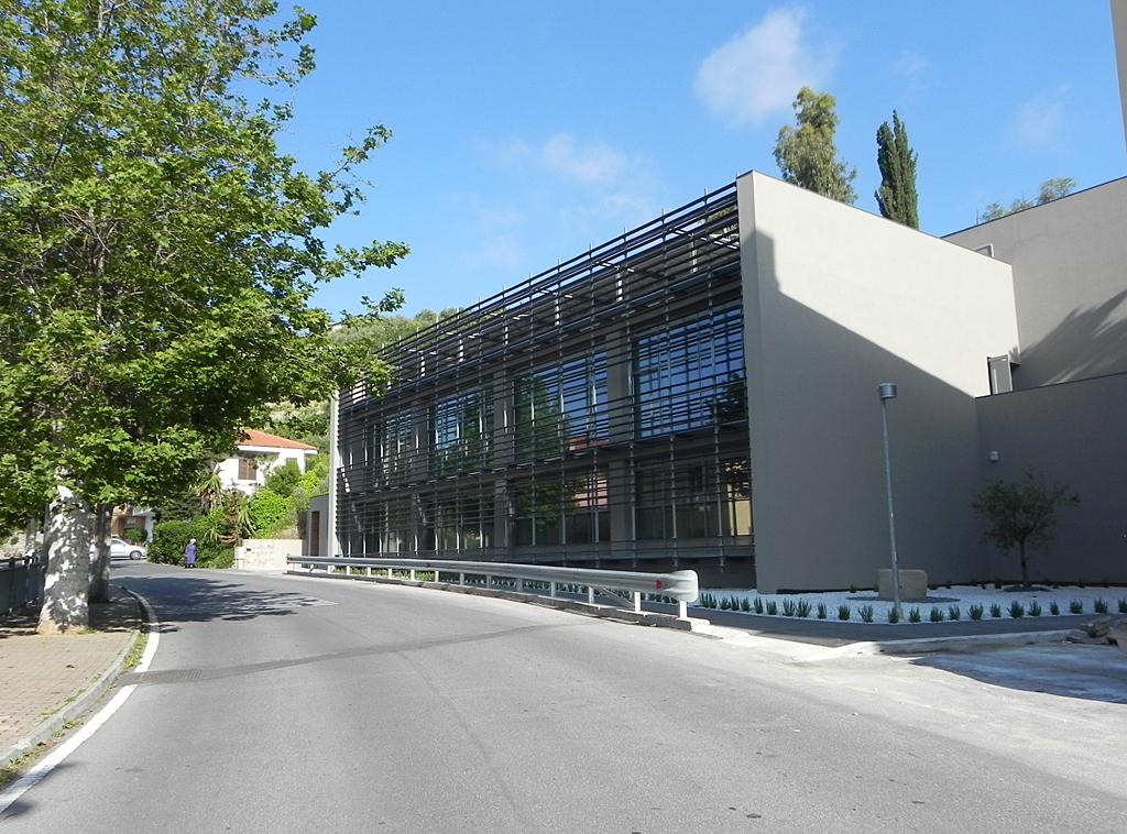 Realizzazione di un nuovo edificio scolastico – Cipressa