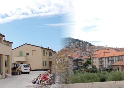 Complesso residenziale, in località Bardellini ad Imperia