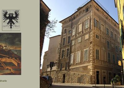 Palazzo Lavagna – Restauro Alloggio Piano terra
